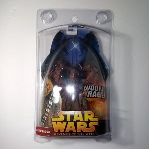 Chewbacca Star Wars Revenge of the Sith Figure